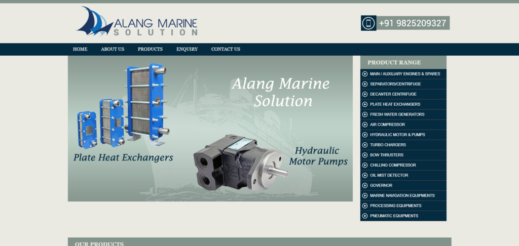 Alang Marine Solution